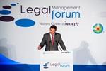 Catalá defiende ante más de 500 abogados el esfuerzo tecnológico de su Ministerio