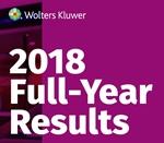 Resultados anuales 2018 de Wolters Kluwer