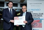 Wolters Kluwer recoge el Premio ARHOE por promover horarios racionales