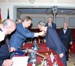 Wolters Kluwer España recibe la Medalla de Honor de la Real Academia de Jurisprudencia y Legislación