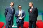 Wolters Kluwer reconoce al Canal 24 horas, EFEemprende, El Economista y Byte TI por su contribución al crecimiento empre...