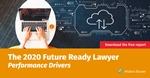 Wolters Kluwer publica el informe 'Future Ready Lawyer 2020'