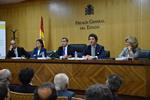 Presentación a título póstumo de la tesis doctoral de José Manuel Maza